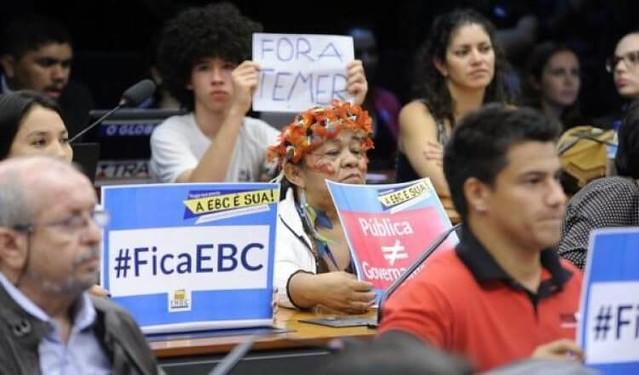 Participação da sociedade civil está garantida com o Conselho Curador da EBC, afirma nota - Créditos: Alex Ferreira/Câmara dos Deputados