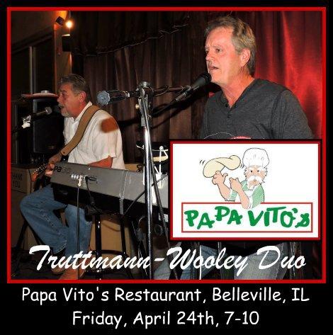 Truttmann-Wooley Duo 4-24-15