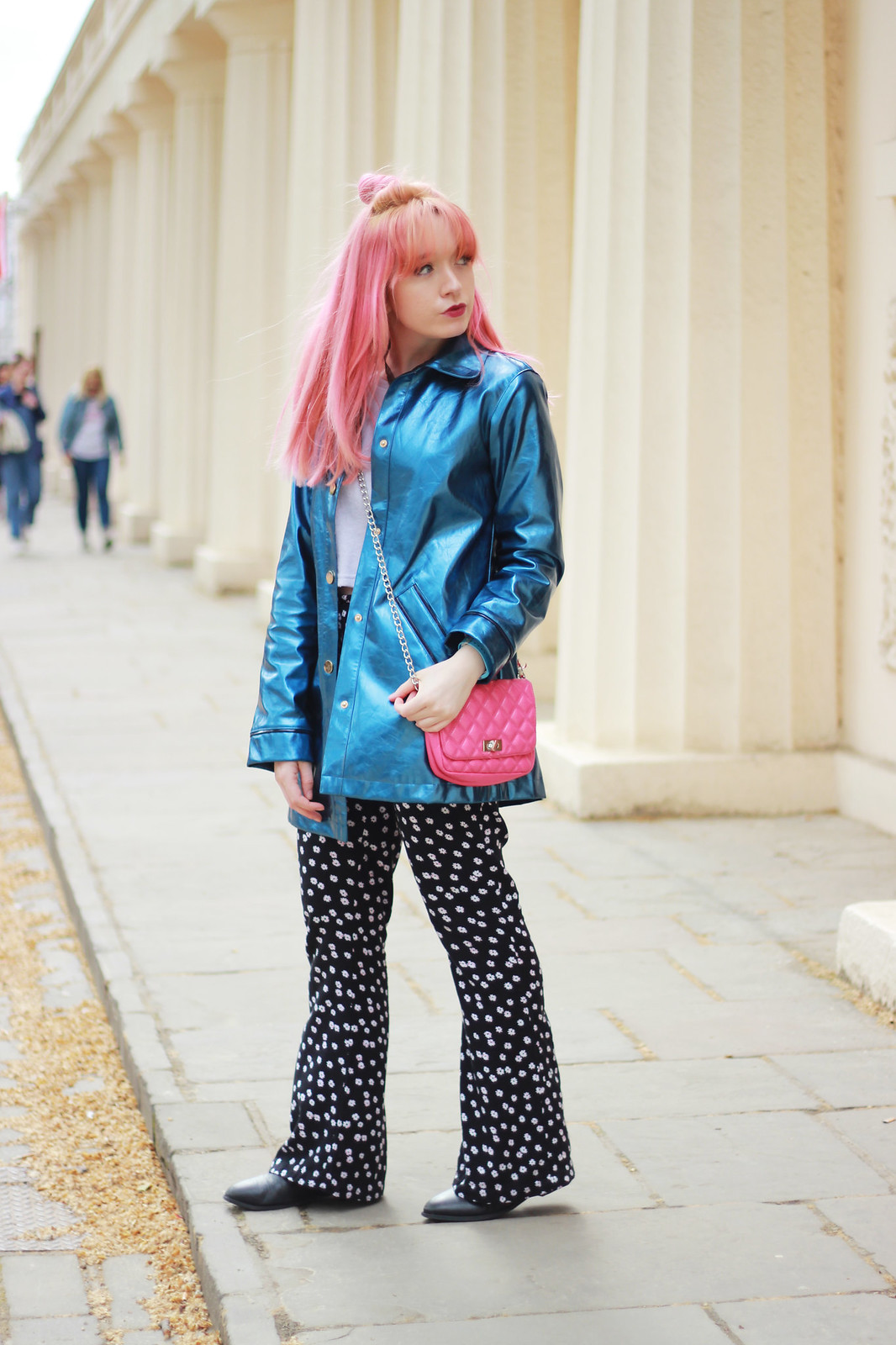 1-flare trousers