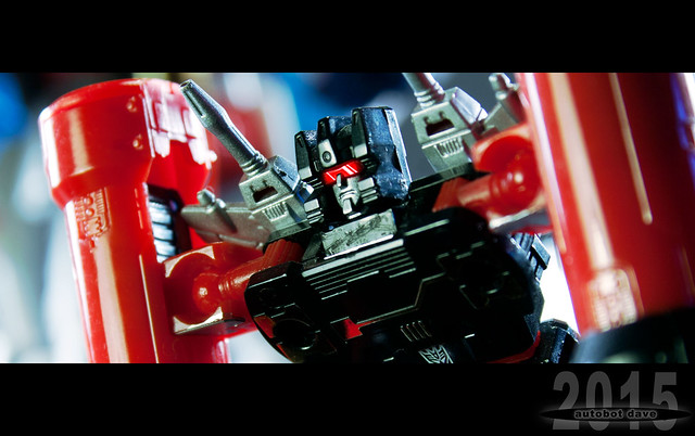 Transformers Masterpiece Frenzy is Makin' it Quake!