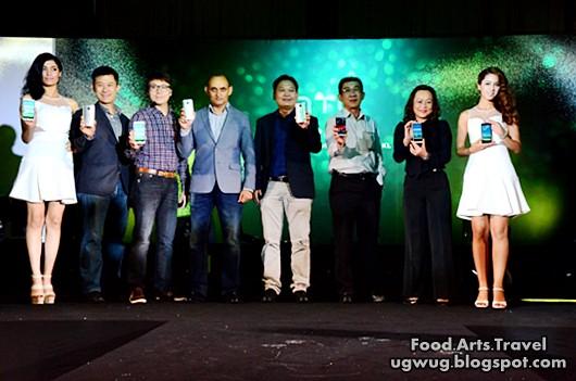 HTC M9+ Launch
