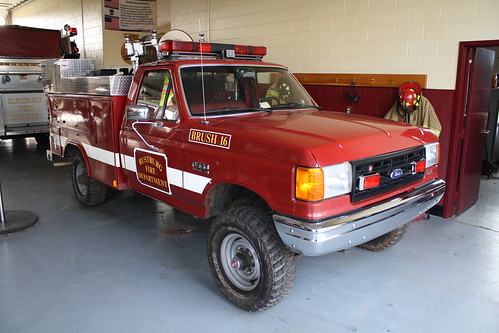 county ford fire virginia brush va 16 volunteer campbell dept f250 rustburg
