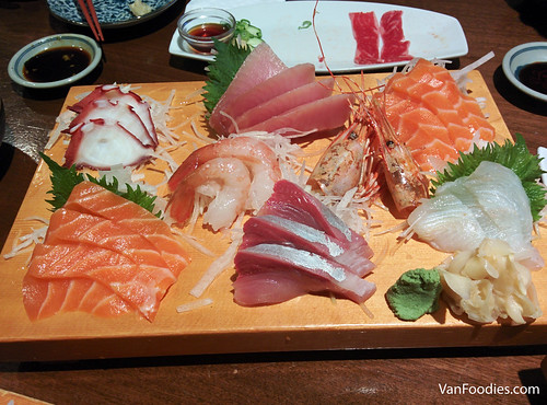 Deluxe Assorted Sashimi