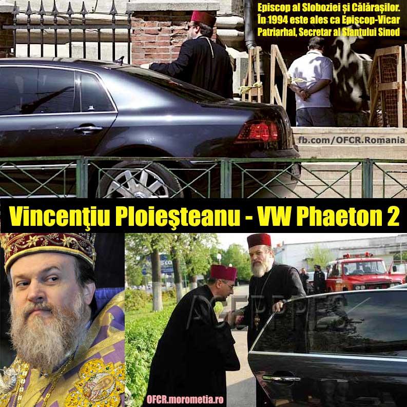 Vincenţiu Ploieşteanu Volkswagen Phaeton 2