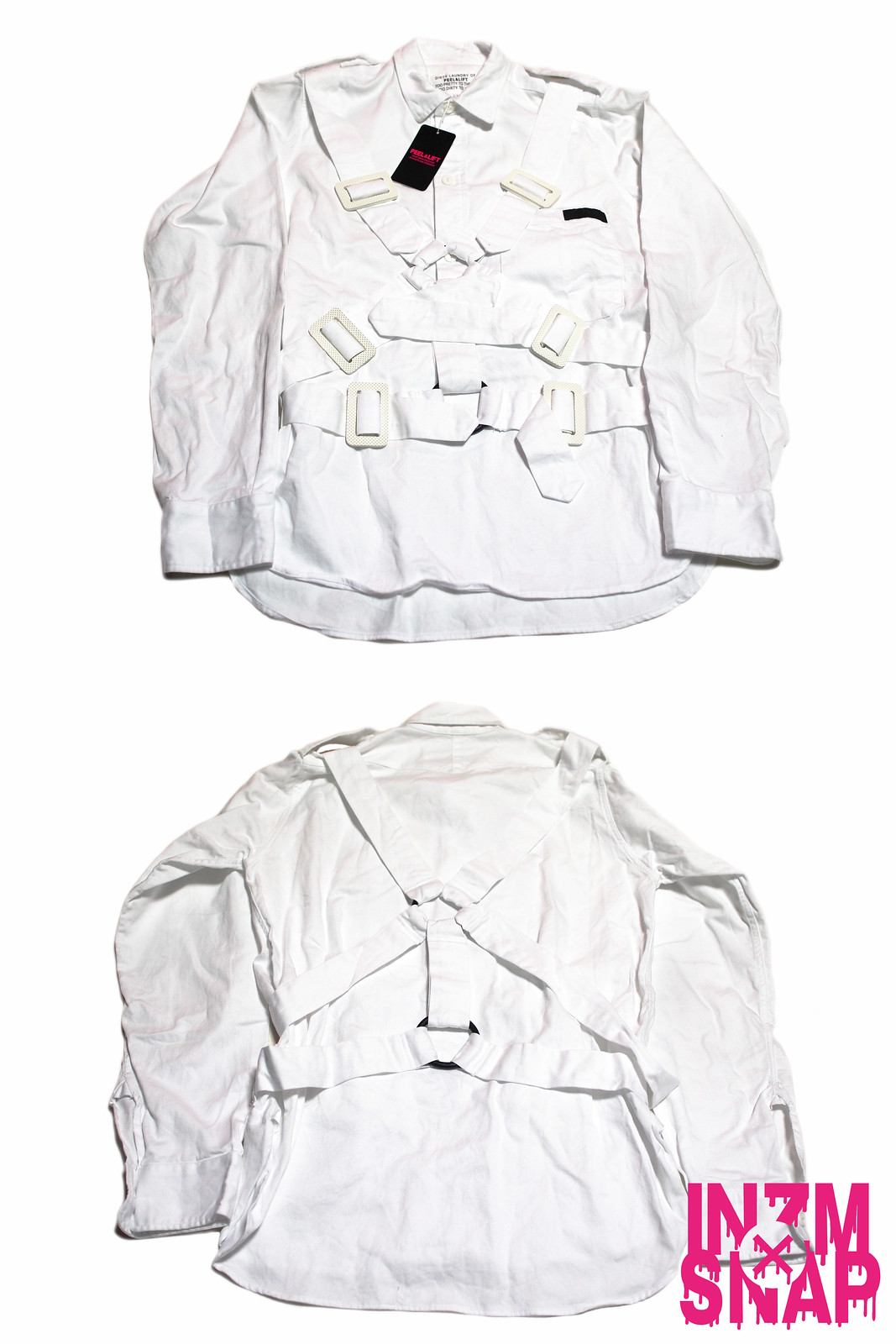 PEEL&LIFT | Parachute Shirt