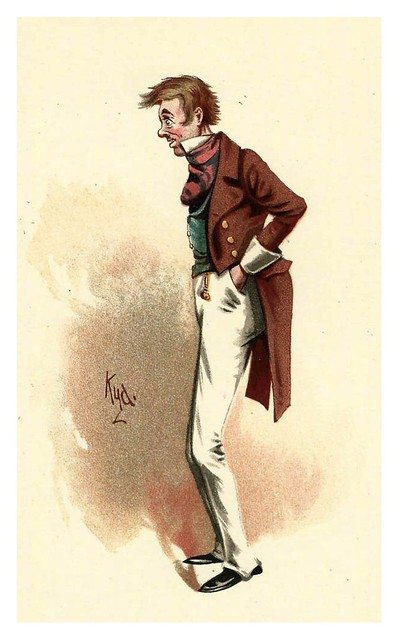 010-Mr. P. Toots-Character Sketches from Charles Dickens…1889- J. Clayton Clarke- The Victorian Web