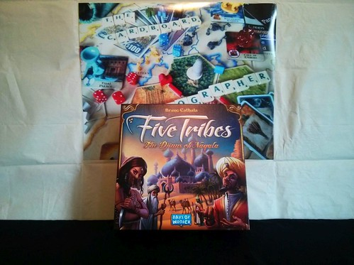 012 Five Tribes Review Opening