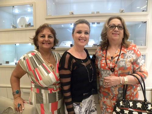 Rosemary Fonseca, Lana Frazão e Betânia Conrado