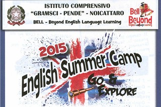 Noicattaro. English School front