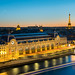 Tour Eiffel et Musée d'Orsay by A.G. Photographe
