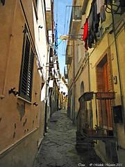 Troia, Il Borgo Antico, The Ancient Village