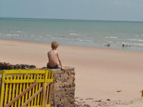 pietro e o mar.