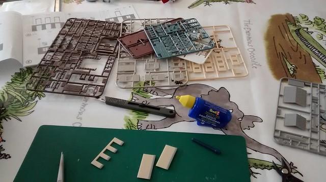 z-scale station kit