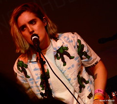 Kate Tempest & SHURA @ Latitude 30's British Music Embassy (03/17/15)