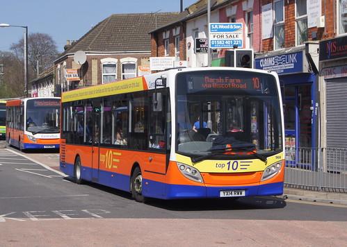 Centrebus 569 YX14 RWW