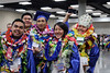 Kapiolani Community College's 2015 spring commencement ceremony on May 15 at the Hawaii Convention Center.
