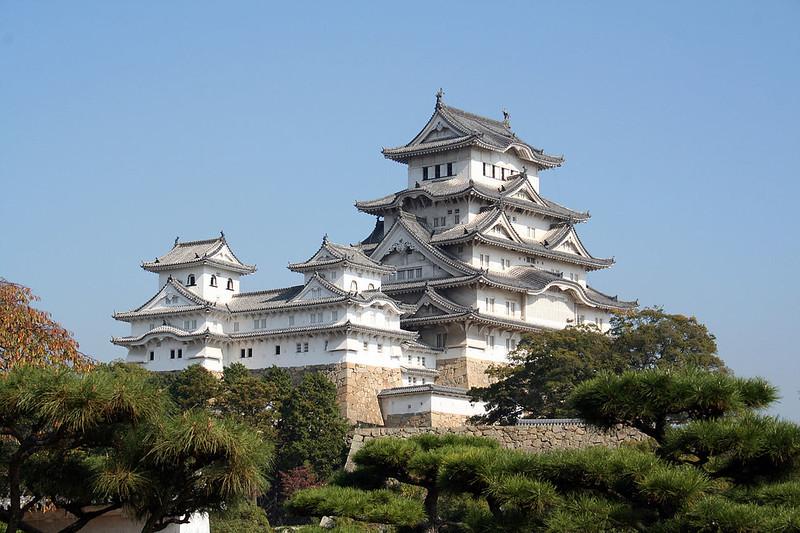 Himeji Castle Keep Tower