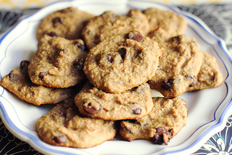 Stupid Easy Recipe: Banana Chocolate Chip Cookies