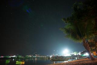 Image of  Tao. light sea night stars thailand kohtao 2016 d700 changwatsuratthani tambonkotao