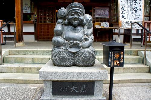 妙円寺 松ヶ崎大黒天(Myoen-ji Temple [Matsugasaki Daikokuten] / Kyoto City) 2015/06/02