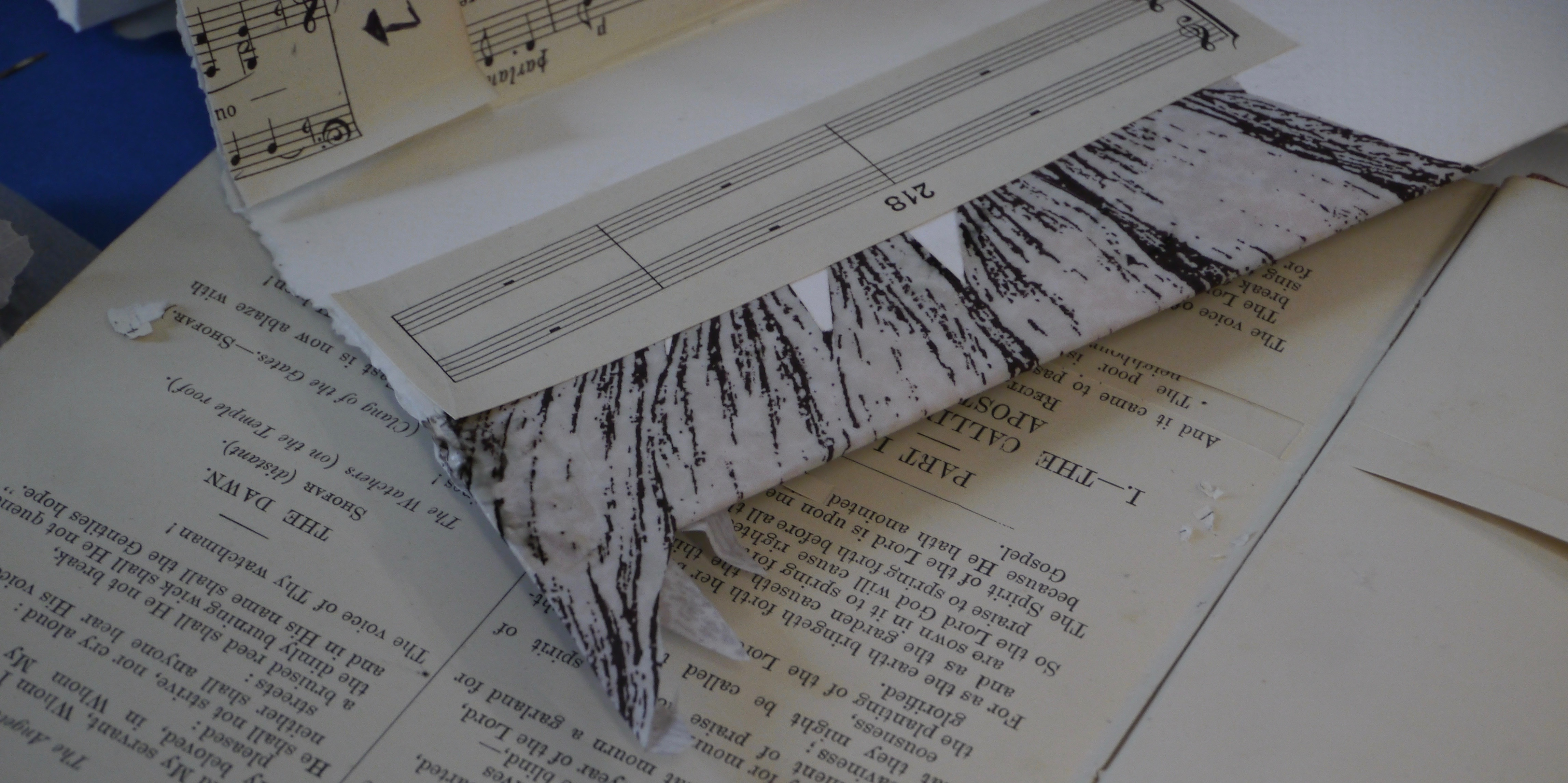 Artists' Books and Medical Humanities Workshop
