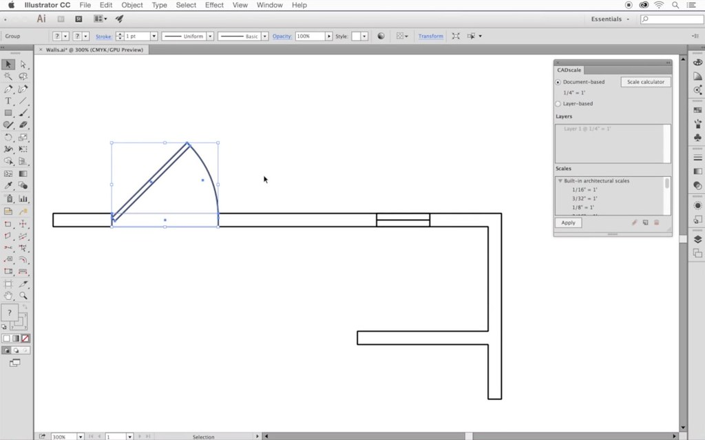CADtools 11 2 3 – CAD drawing and technical Illustrator plug