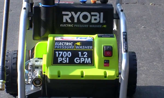 The 1700 PSI electric pressure washer made its debut last year