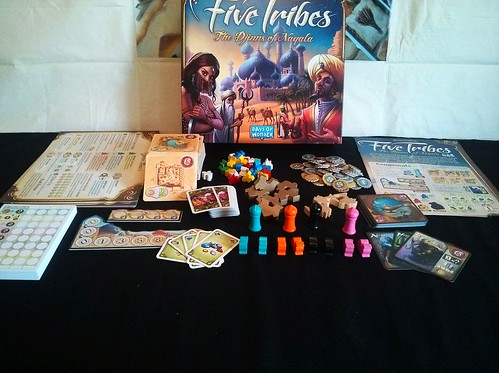 013 Five Tribes Contents