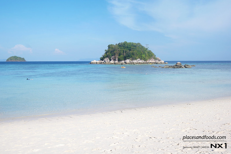 ko lipe sunrise beach
