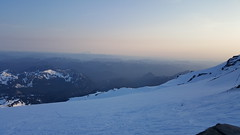 Sunset at Muir
