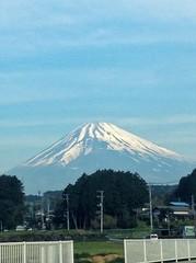 Mt.Fuji 富士山 4/24/2015