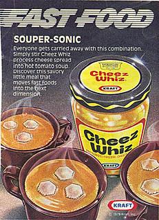 KRAFT :: FAST FOOD - 'SOUPER-SONIC' (( 1979 ))