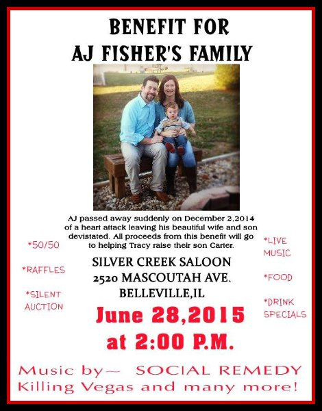 AJ Fisher Family Benefit 6-28-15