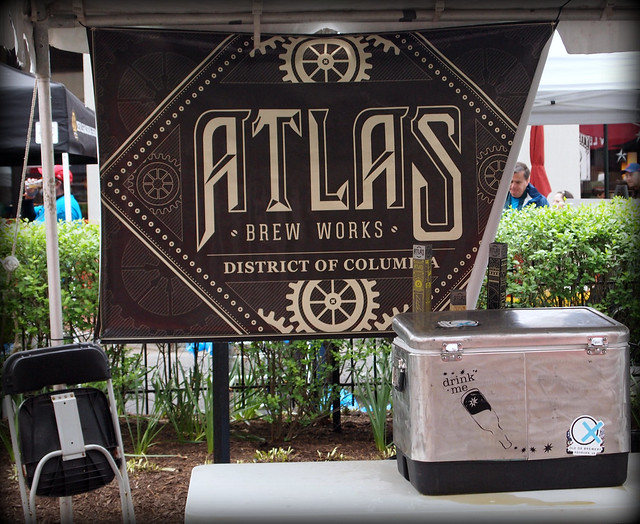Atlas Brew Works at Spring Beer Fest
