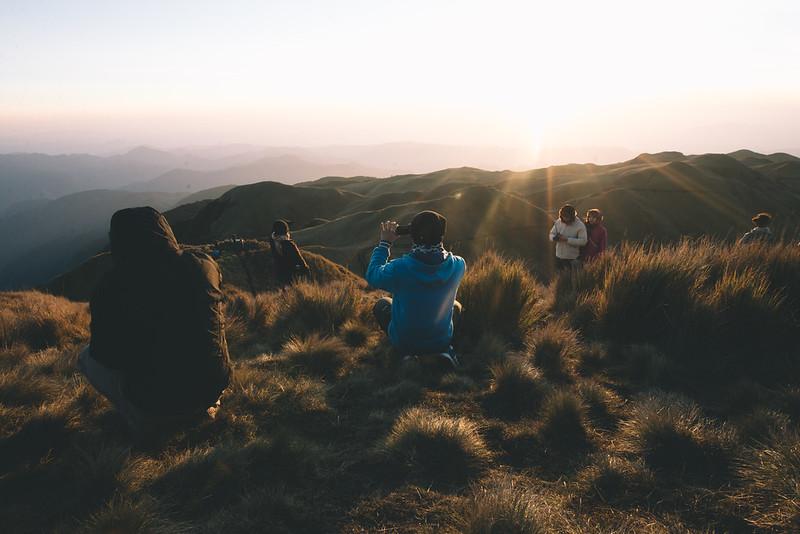 Nikka Corsino Photography Pulag, Benguet
