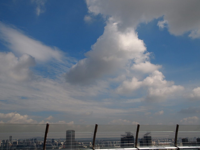 P4189198 SkyPark Observation Deck(展望デッキ スカイパーク) シンガポール