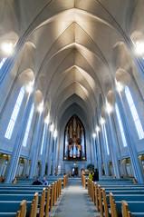 Iceland - Reykjavik - Hallsgrimkirkja 04_DSC4687