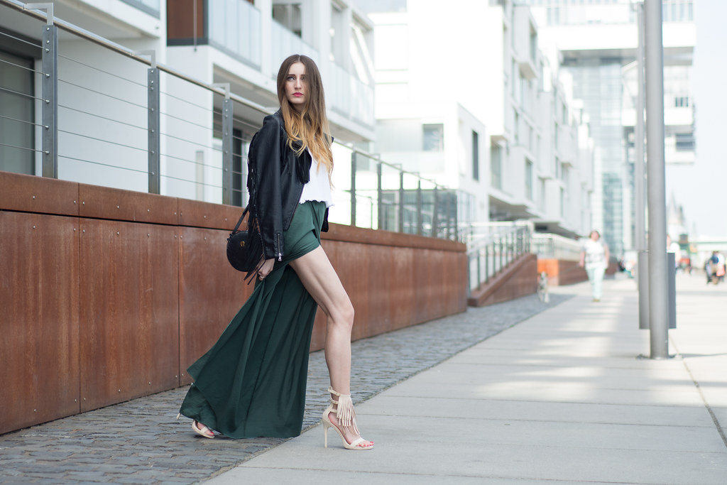 Fringe High Heels & New Zara Styles | Lisa Fiege