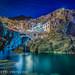 Night in Manarola by Piero Zanetti