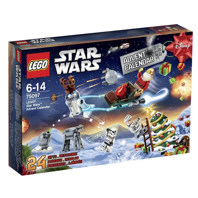 LEGO Star Wars 75097 - Advent Calendar 2015