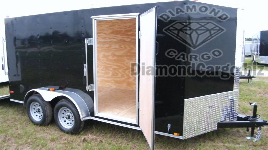 Diamond Cargo 7 X 14 Trailers Available Now Call Us For Any Custom Orders Please Allow 10 Days Other Colors And 15 Working