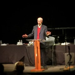 Dr. Jack Hayford at AGNCN District Council.