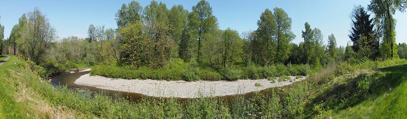 Pilchuck Creek: From the Centennial Trail