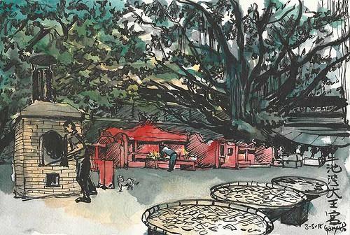 Shrine at Ngau Chi Wan Village