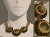 (Kunglers Extra) damiana necklace golden