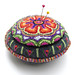 Embroidered Pincushion 2 by BooDilly's