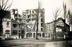 La Seconde Guerre mondiale à Marcq-en-Barœul
