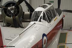 G-BXGX WK586 V - C1 0609 - Private - De Havilland Canada DHC-1 Chipmunk 22 - Duxford 070909 - Steven Gray - IMG_6338