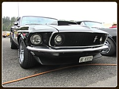 Ford Mustang Boss 429, 1969