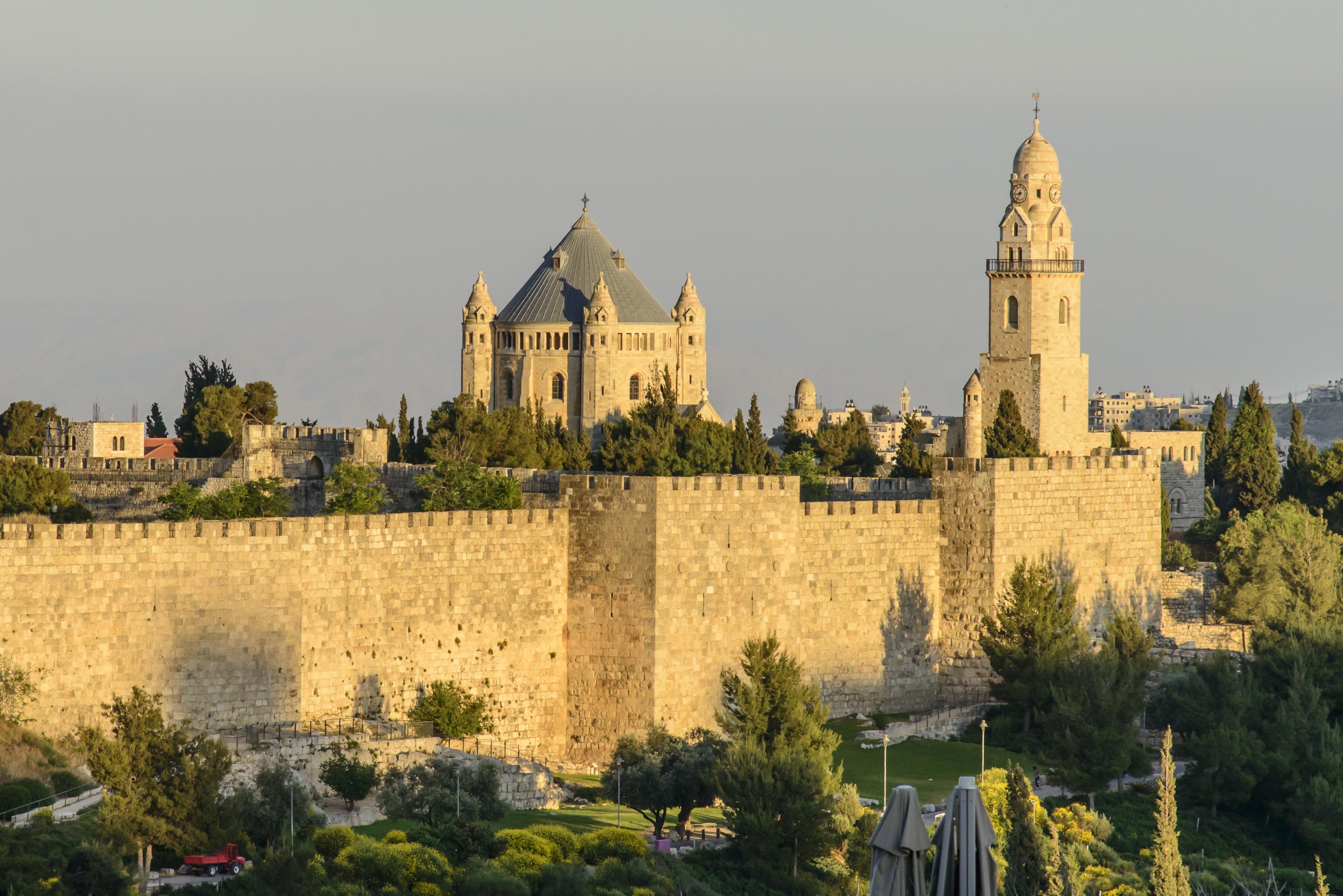 Elevation Of Emmaus Street Emmaus St Abu Ghosh Israel